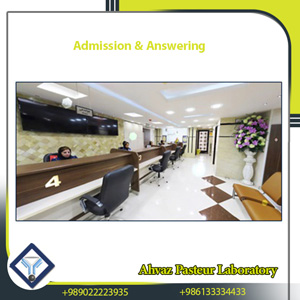 Admission & Answering