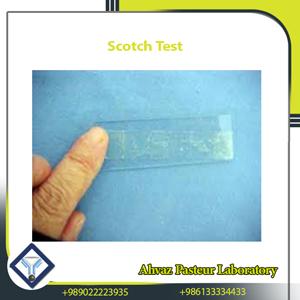 scotch test