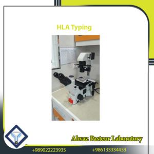 serological detection f HLA